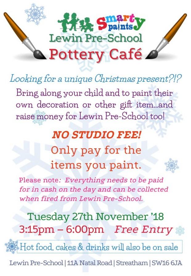 Pottery Cafe 1118 A4
