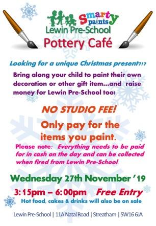 Pottery Cafe 271119